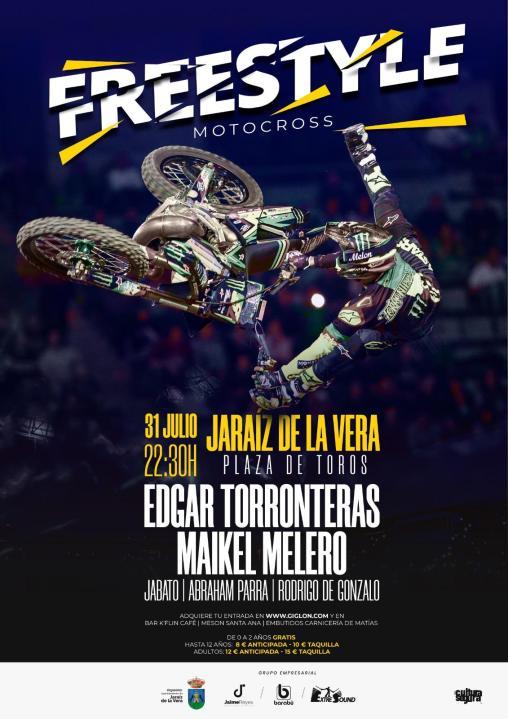 Freestyle Motocross Jaraiz de la Vera - 2