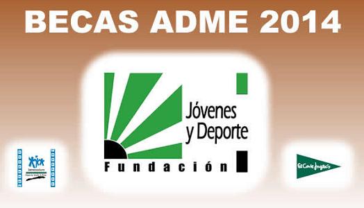 Becas ADME 2014