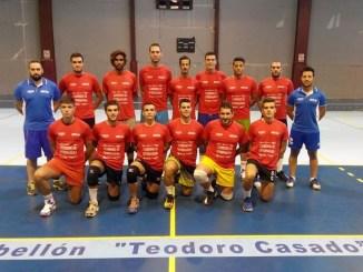 AD Cáceres Patrimonio de la Humanidad de Voleibol