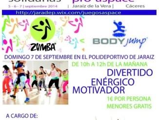 Zumba y BodyJump - Troyan Fitness