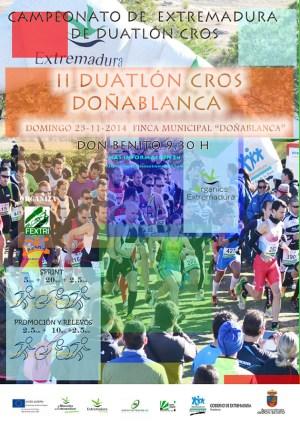 Duatlón Cros de Doñablanca