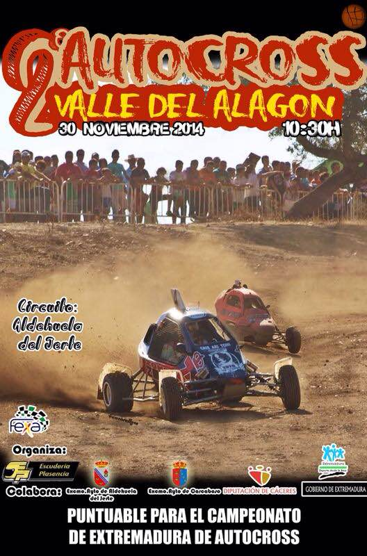 II Rallye Valle del Alagón