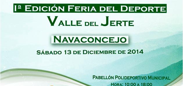 I Feria del deporte - Valle del Jerte 2014