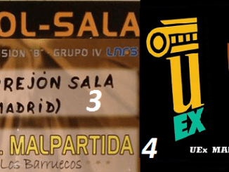 UEx AD MALPARTIDA 4-3 TORREJÓN SALA