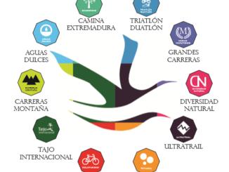 Promo del Circuito Deporte y Naturaleza Organics Extremadura 2015