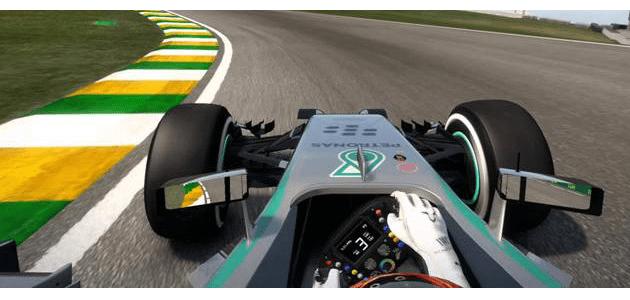 Campeonatos presenciales de automovilismo virtual