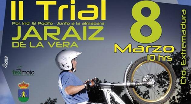 II Trial Jaraíz de la Vera 2015