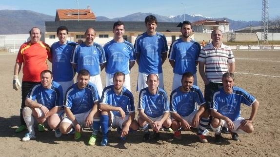 Equipo de fútbol Moelcan Jaraíz.