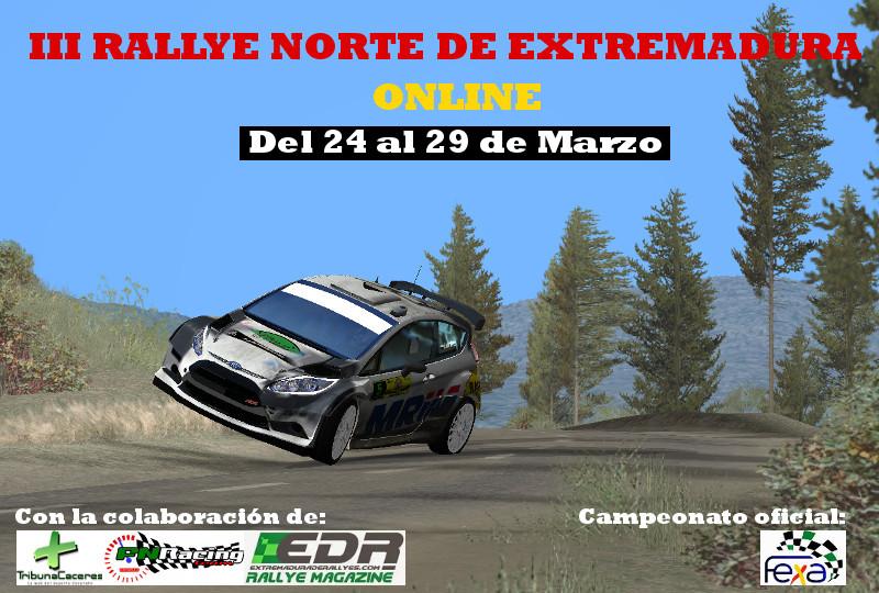 III Rallye Norte de Extremadura