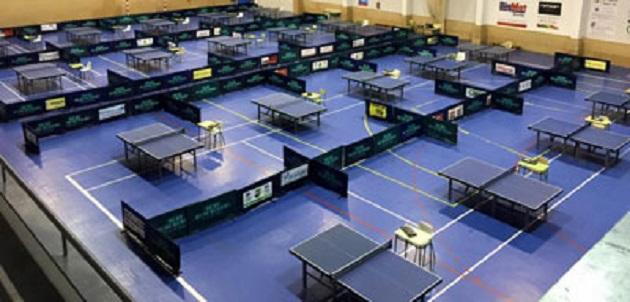 El Tenis de Mesa de Almaraz participó en el 2º TORNEO JUDEX celebrado en Zalamea de la Serena (Badajoz).