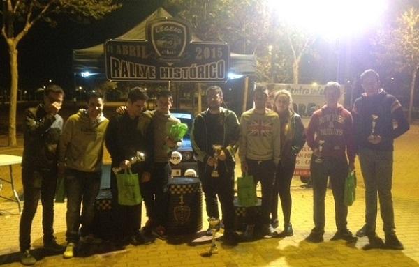 AD Legend Club EScudería Ganadora - III Rallye Critérium de Regularidad Histórica
