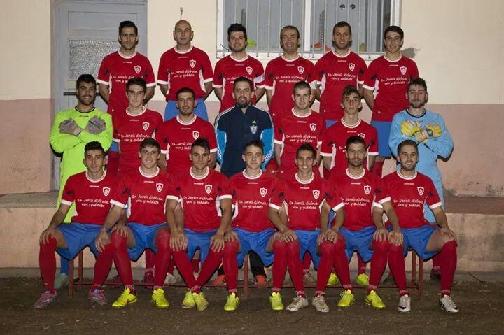 C.F. Jaraíz Temporada 2014-2015