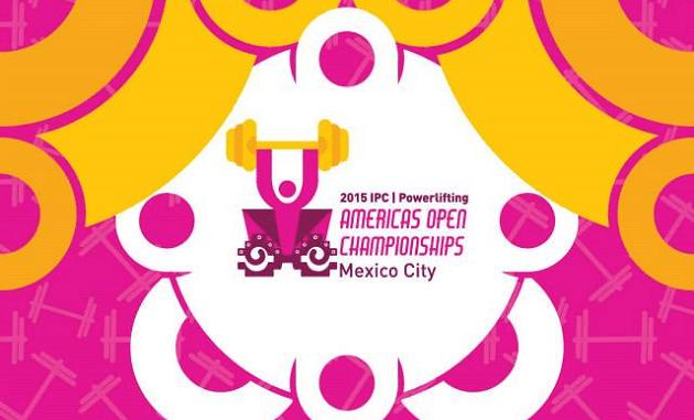Open Las Américas. México City 2015 de Powerlifting