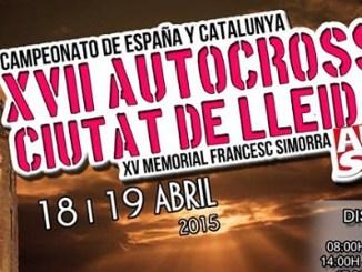 XVII Autocross Ciutat de Lleida