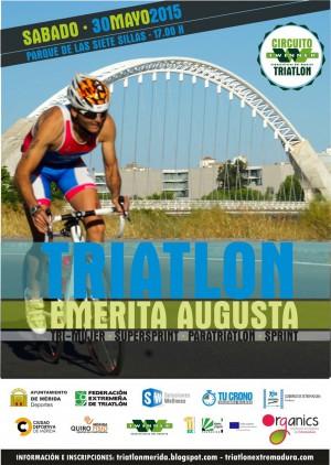 VI Triatlón Emérita Augusta