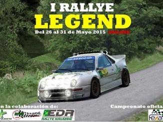 I Rallye Legend