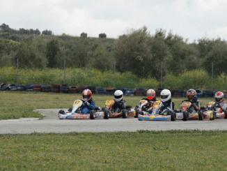Santano Pino se impone en Campillos en el Campeonato de Andalucía de Karting