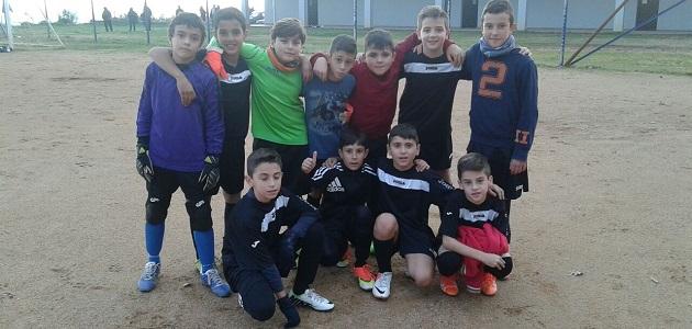 "Alevín - E.D. Jaraíz ""C"" Fútbol 7"