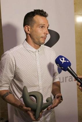 Gala Fútbol Canal Extremadura - Jonathan Gómez