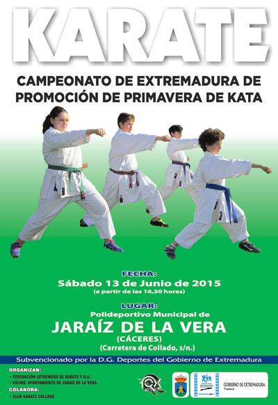 Campeonato de Extremadura de Promoción de Primavera de Kata
