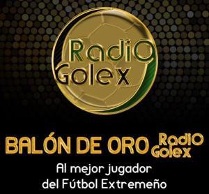 Balon de oro - Gala Fútbol Canal Extremadura - Jonathan Gómez