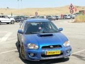 El Subaru de Caballero