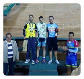 Marcos Yuste Franco primer clasificado elite el pasado domingo y tercero en la general de la Maratón celebrada en Castañar de Ibor. Imprenta La Verata Bike Team