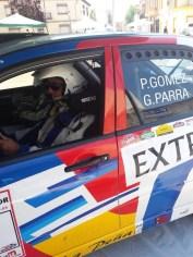 Pablo Gómez y Gregorio Parra