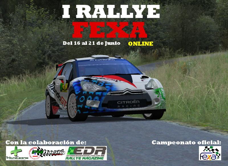 I Rallye FEXA
