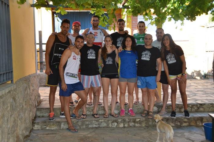 Campus Extremadura de Voleibol 2015 - Jaraíz de la Vera
