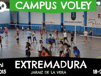 4º Campus Voley de Jaraíz de la Vera