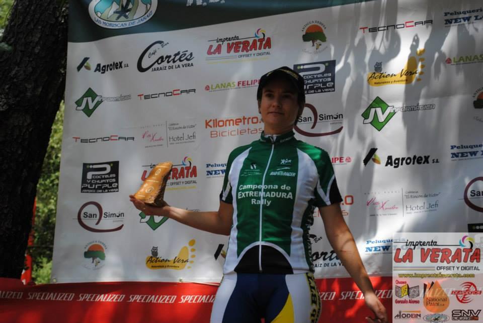 Ana Mora Casado García, de BTT-Arroyomolinos