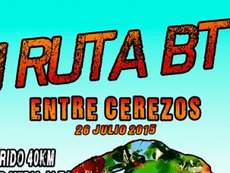 II Marcha BTT Entre Cerezos (Valle del Jerte)