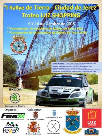 I Rallye de Tierra Ciudad de Jerez