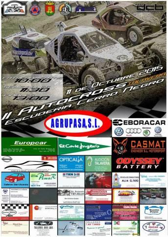 II Autocross Escudería Cerro Negro