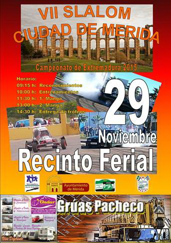 VII Slalom Ciudad de Mérida