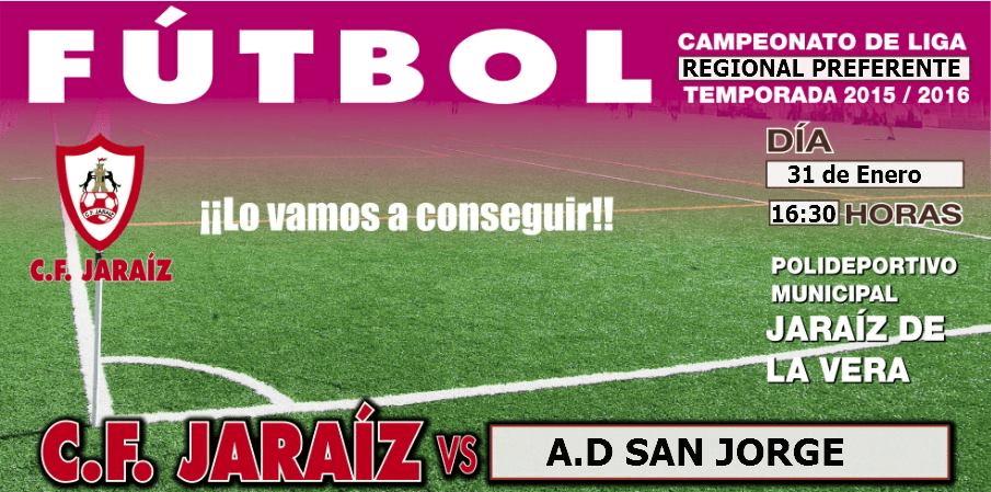 C.F Jaraíz vs A.D. San Jorge