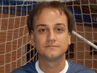 Pablo López seleccionador Extremeño Alevín