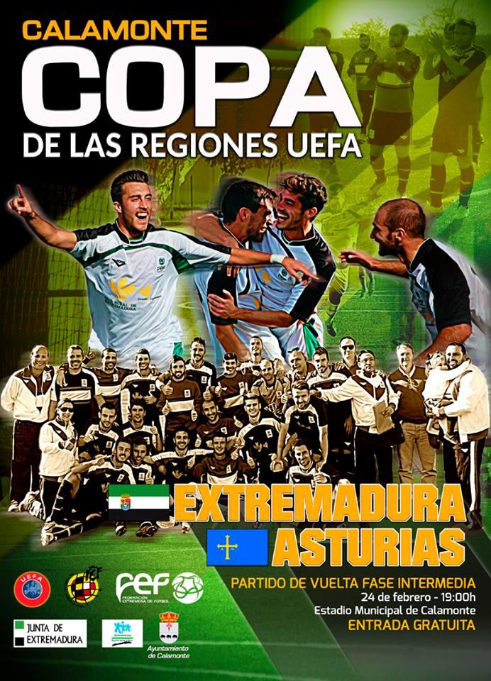 Copa de la Regiones Uefa