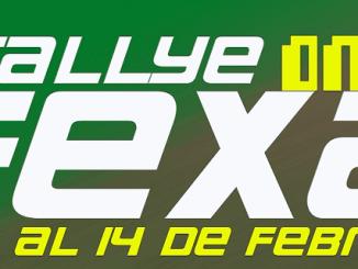 II Rallye FEXA Online