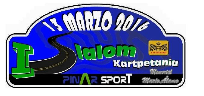 I Slalom de Kartpetania en Segovia