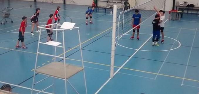 Resultados Voleibol Jaraíz y Récord de Inscritos en el Campus de Extremadura