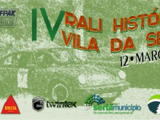 Reales y Barriga décimos en el IV Rali Vila da Sertã en Portugal