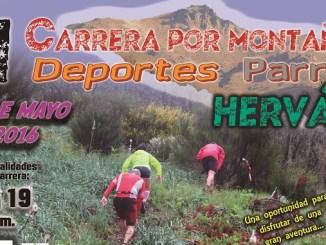 II Carrera por Montaña Deportes Parra Hervás