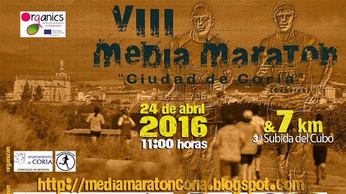 NETASA firma patrocinadora de la VIII Media Maratón Ciudad de Coria
