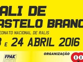 La escudería Ráfagas Racing en el Rali de Castelo Branco en Portugal