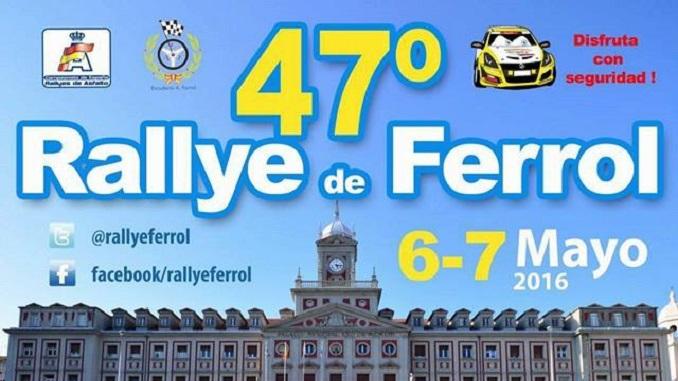 Un vehículo extremeño en el 47 Rallye de Ferrol