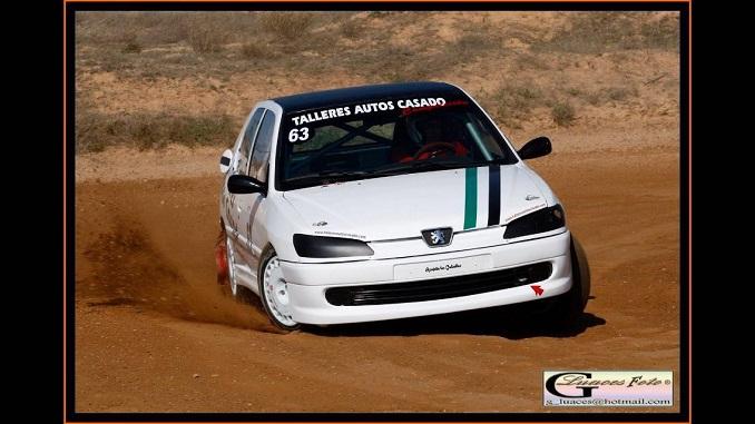 Casado tercero en las Off Road Series del Autocross de Castelo Branco en Portugal
