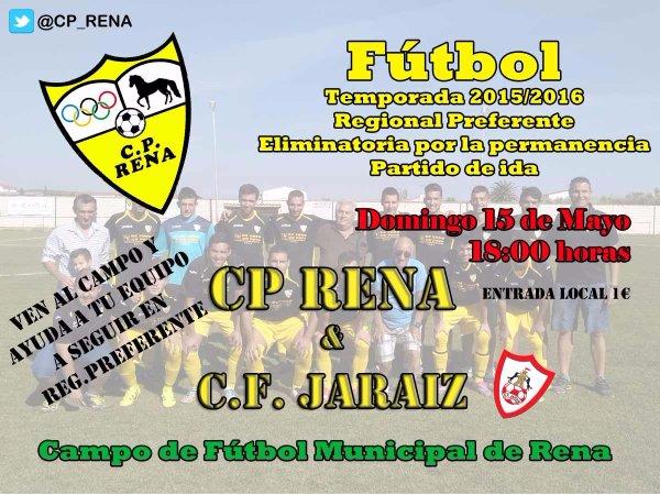 CP Rena vs C.F. Jaraíz