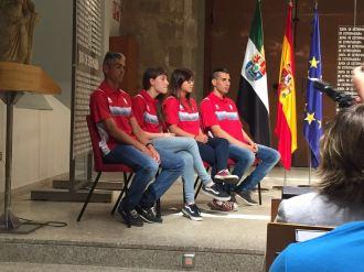 Deportistas Extremeños Juegos Paralímpicos de Río de Janeiro 2016